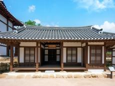 Kkeot-Deuk-Gol (a ki-saeng's house) 1