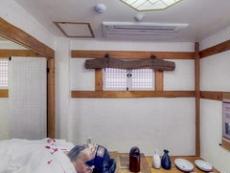 Pi Bat Gol (an examination house) Panorama