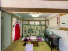 Kkeot Deuk Gol (a Gi Saeng's house) 1 Panorama