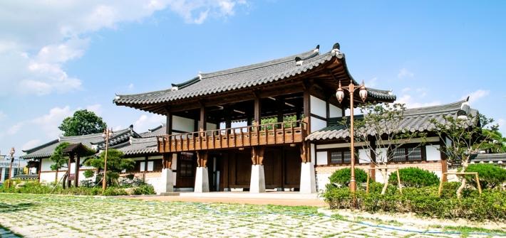 Front of Hwan-Hui-Mun